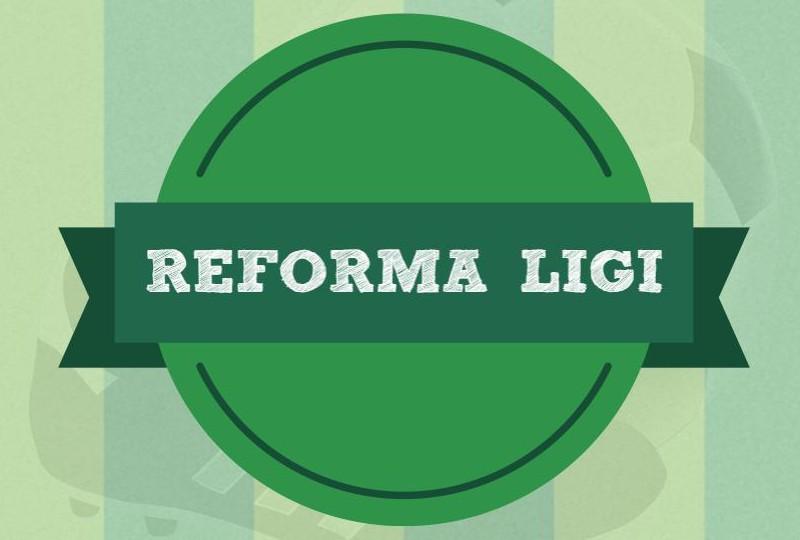 Reforma III ligi IV ligi