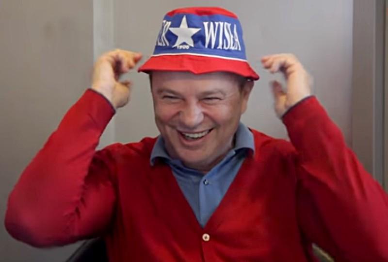 Tadeusz Pawłowski Wisła Kraków