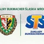 STS oficjalnym bukmacherem Śląska Wrocław