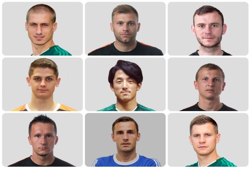 Piłkarz sezonu dolny śląsk
