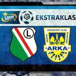 Legia Warszawa – Arka Gdynia (TRANSMISJA, NA ŻYWO, ONLINE, STREAM)