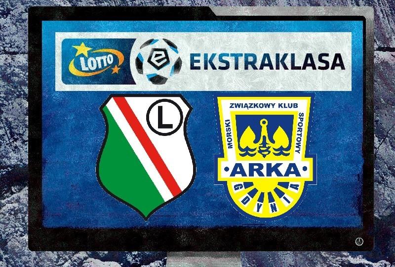 Legia Warszawa Arka Gdynia Transmisja