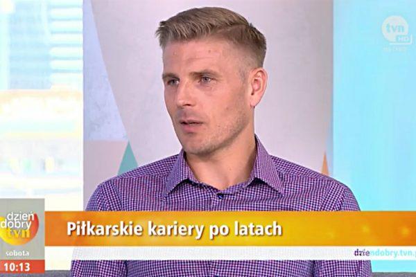 Krzysztof Ostrowski Dzień Dobry TVN