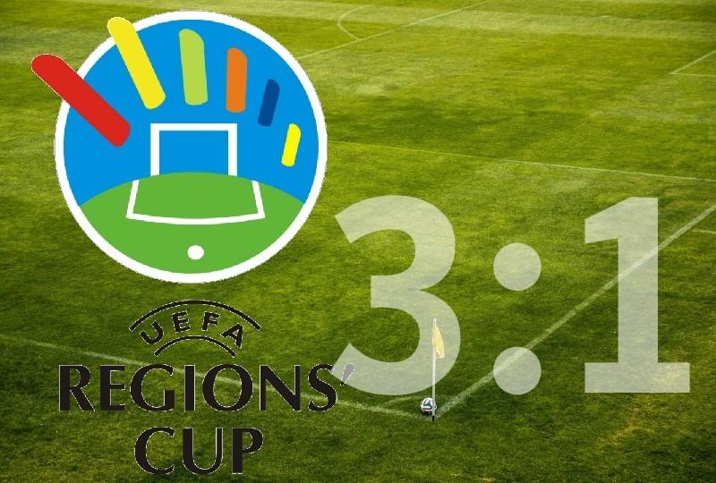 Region's Cup Dolny Śląsk FC Zvezda - FOTS Victoria