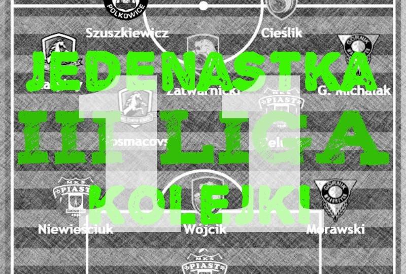 III liga: Dolnośląska jedenastka kolejki (# 11)
