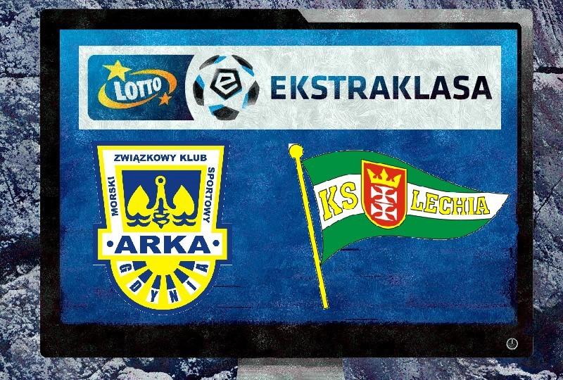 Derby Arka - Lechia na żywo