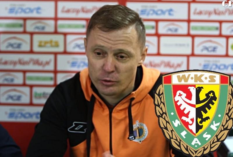 Ireneusz Mamrot Śląsk Wrocław