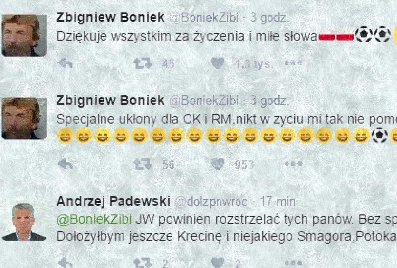 Andrzej Padewski twitter