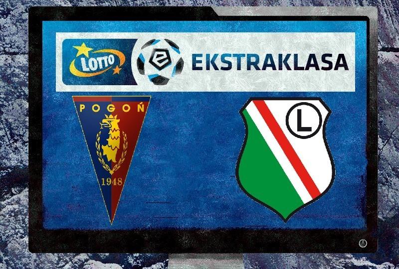 Pogoń Szczecin - Legia Warszawa TV online stream