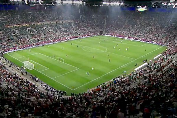 mecz reprezentacji Polski we Wrocławiu