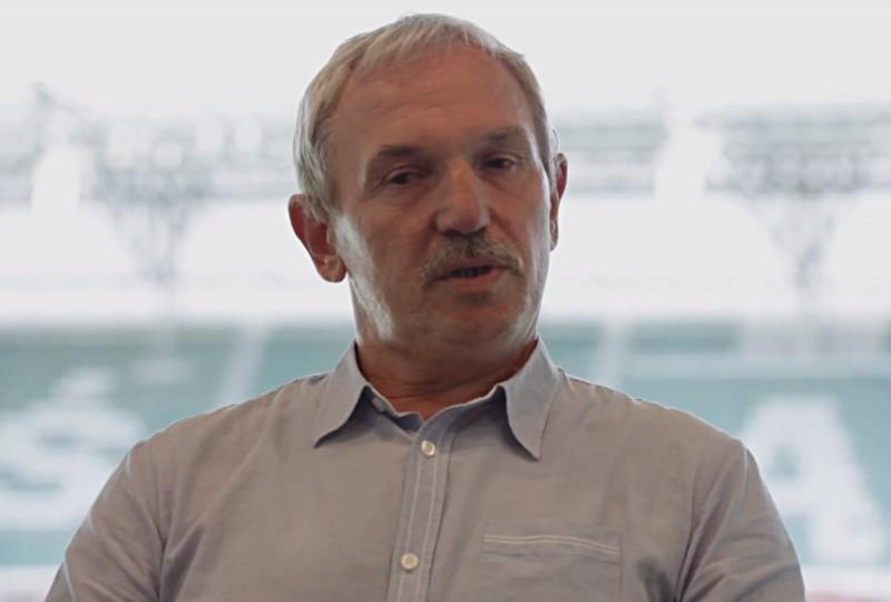 Zbigniew Mandziejewicz trenerem GKS-u Kobierzyce