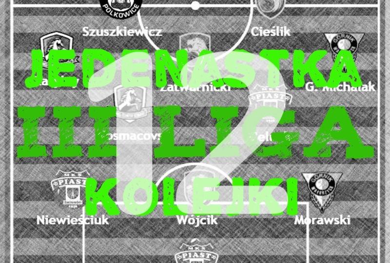 III liga: Dolnośląska jedenastka kolejki (# 12)