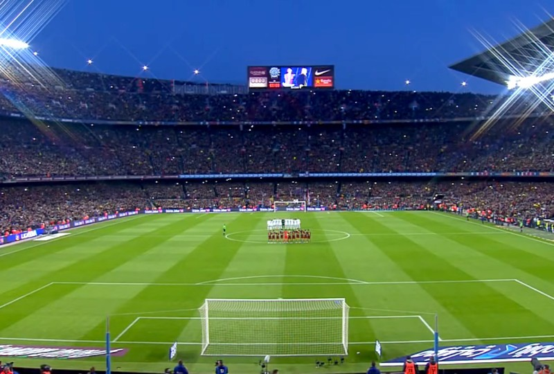 Barcelona - Real Madryt transmisja na żywo