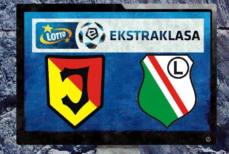 Jagiellonia - Legia transmisja
