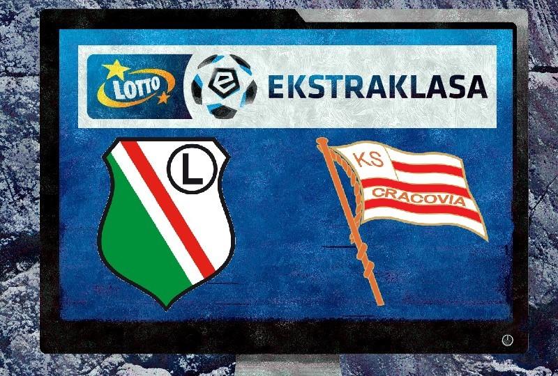 Legia - Cracovia TV ONLINE na żywo