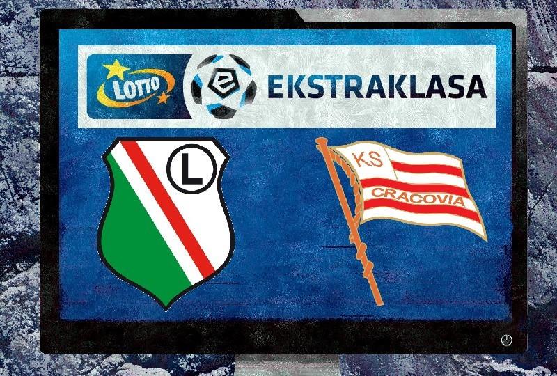 Cracovia - Legia Warszawa TV ONLINE NA ŻYWO