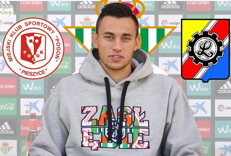 Jarosław Jach Zagłębie Lubin Betis Sevilla