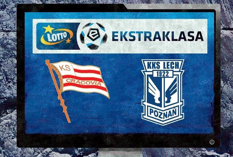 Cracovia - Lech TV ONLINE na żywo