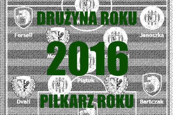 Drużyna roku 2016 na Dolnym Śląsku