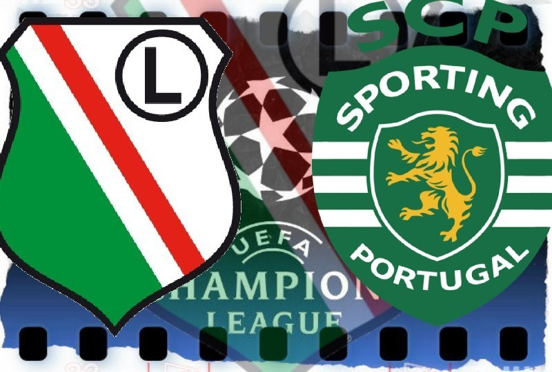 Legia - Sporting stream online na żywo
