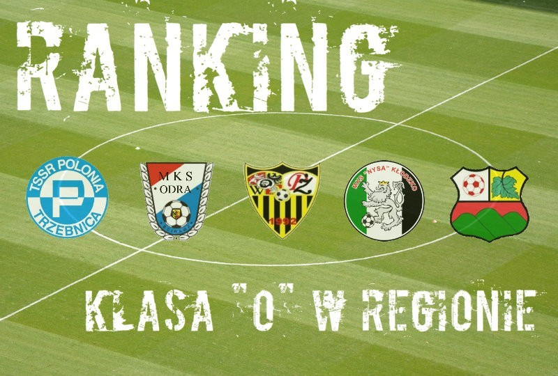 Ranking klubów z okręgówki na Dolnym Śląsku