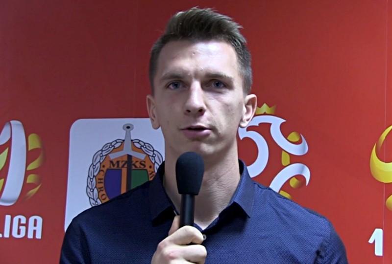 Ariel Wawszczyk piłkarzem Chrobrego Głogów