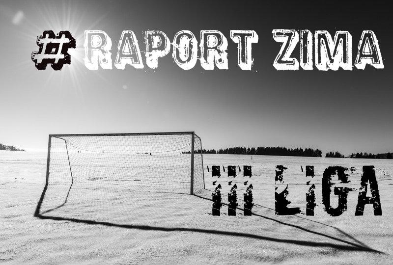 raport zima 3 liga