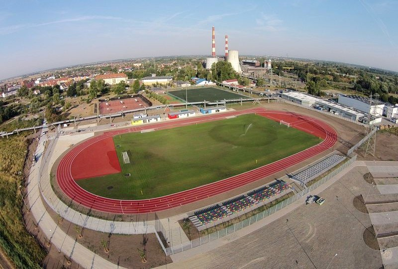 Energetyk Siechnice nowy stadion