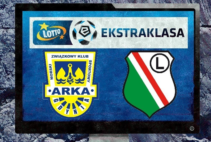 Arka - Legia transmisja stream