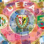 Kasa z UEFA dla Zagłębia, Śląska i Miedzi