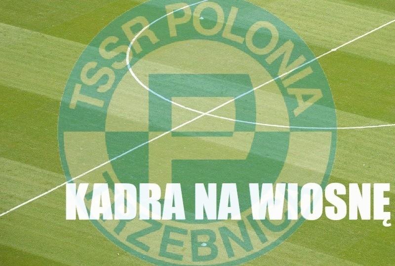 Polonia Trzebnica transfery kadra