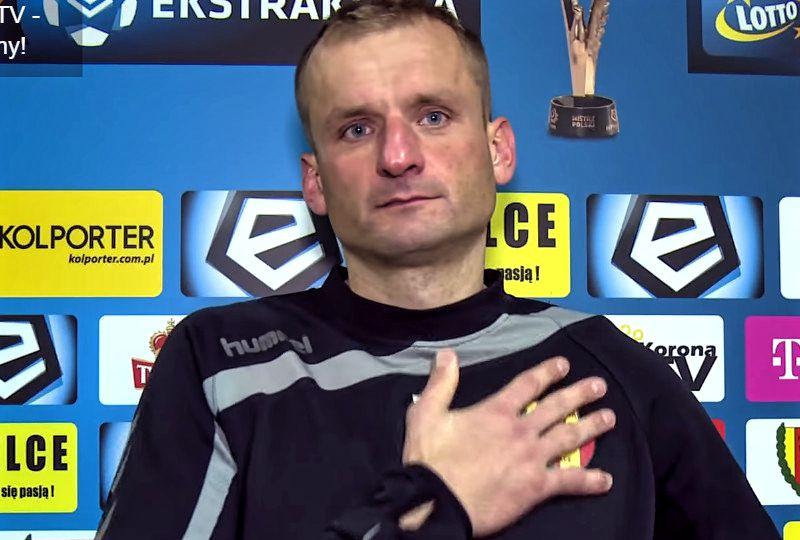 Małkowski w Lubinie jako drugi bramkarz