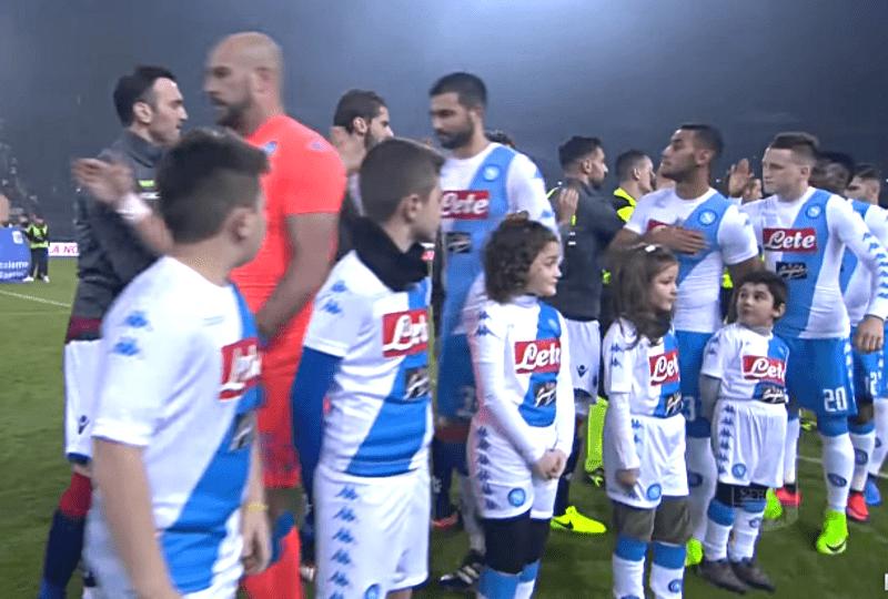 Napoli - Genoa na żywo stream