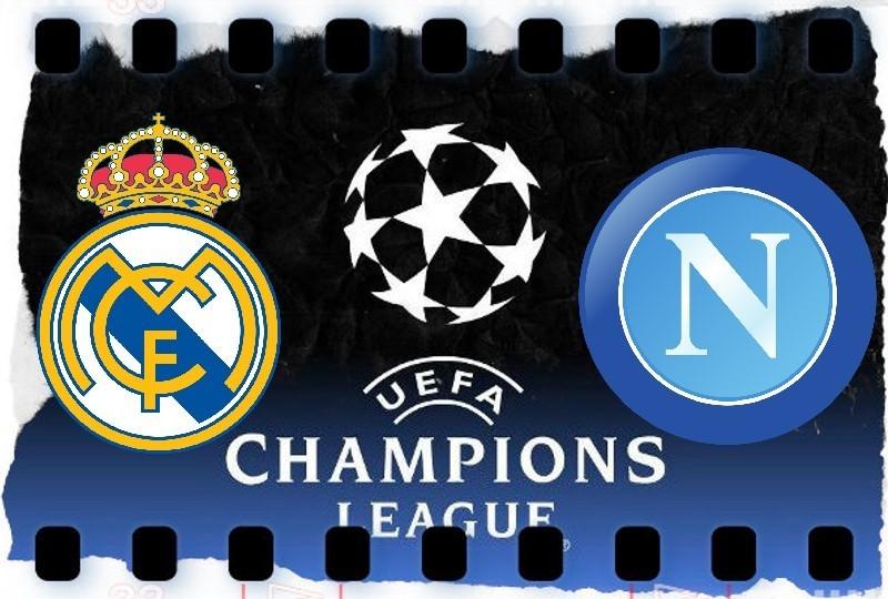 Napoli - Real Madryt stream na żywo