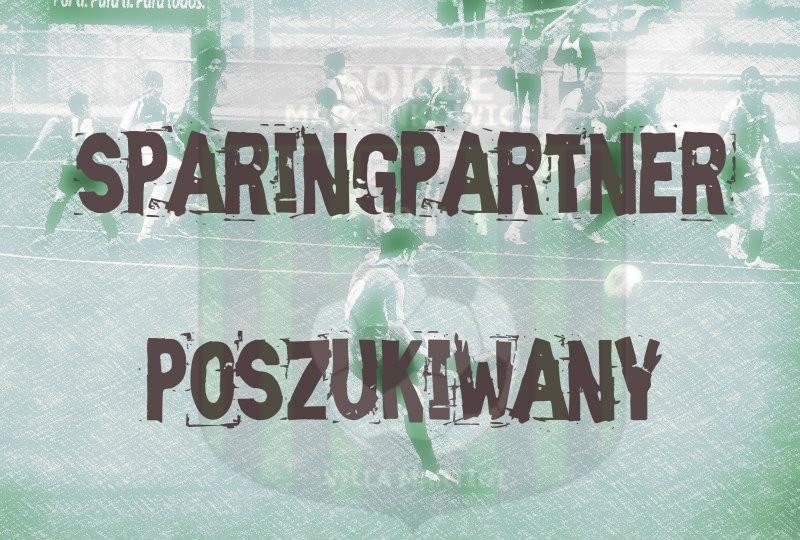 Sokół Marcinkowice szuka sparingpartnera
