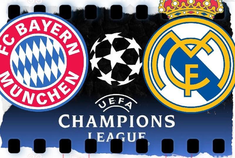 Bayern Monachium - Real Madryt online na żywo