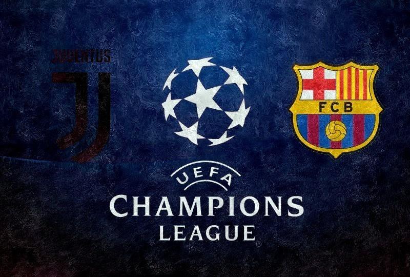 Juventus Turyn - FC Barcelona na żywo online
