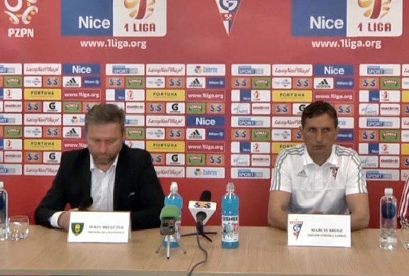Górnik Zabrze - GKS Katowice online stream