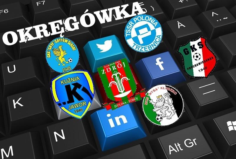 Te kluby rządzą w internecie okręgówka