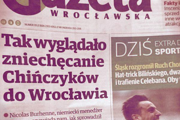 Nicolasa Burhenne Śląsk Wrocław