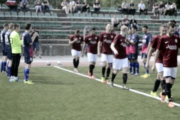 Sparta II Dynamo szpaler dla mistrzów