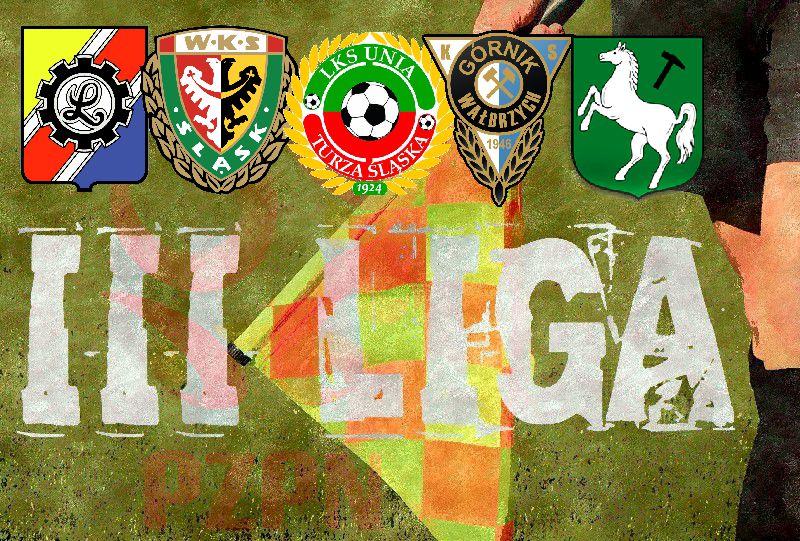 34 kolejka 3 grupa III liga