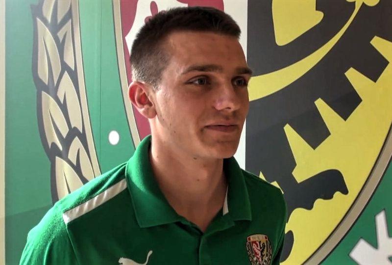 Paweł Zieliński zawodnikiem Miedzi Legnica