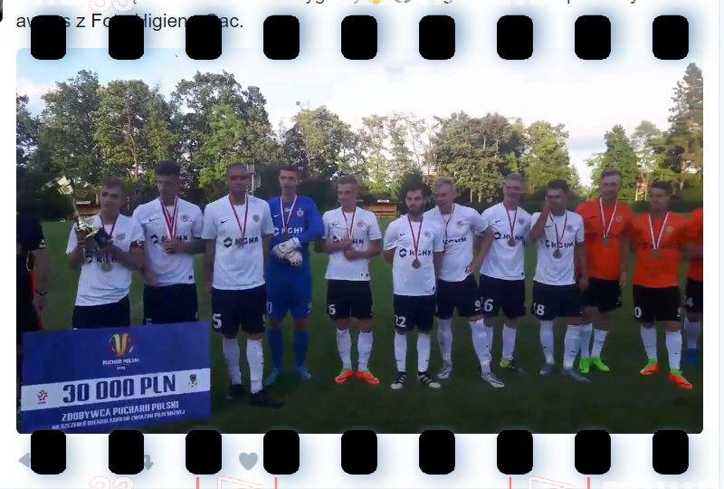 Zagłębie II zdobyło Puchar Polski DZPN