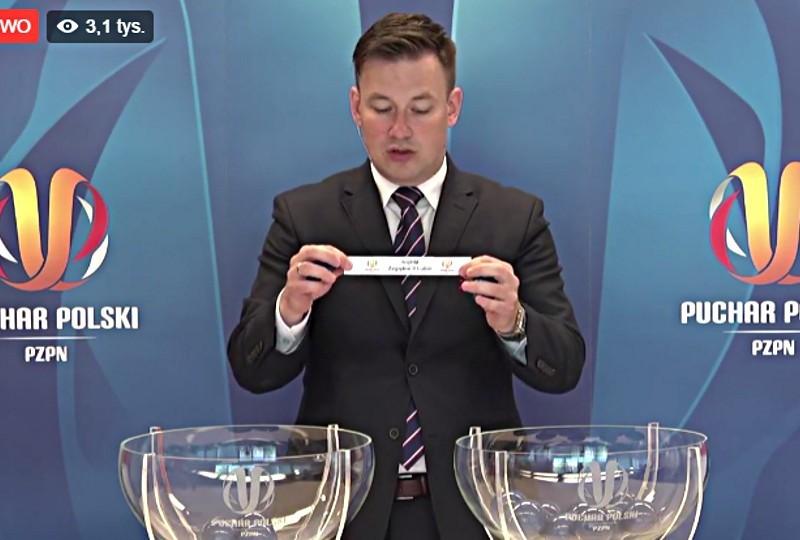 Puchar Polski 2017/18 losowanie