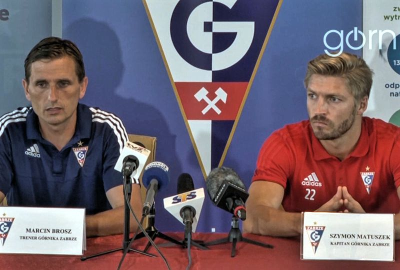Górnik – Legia TV online stream