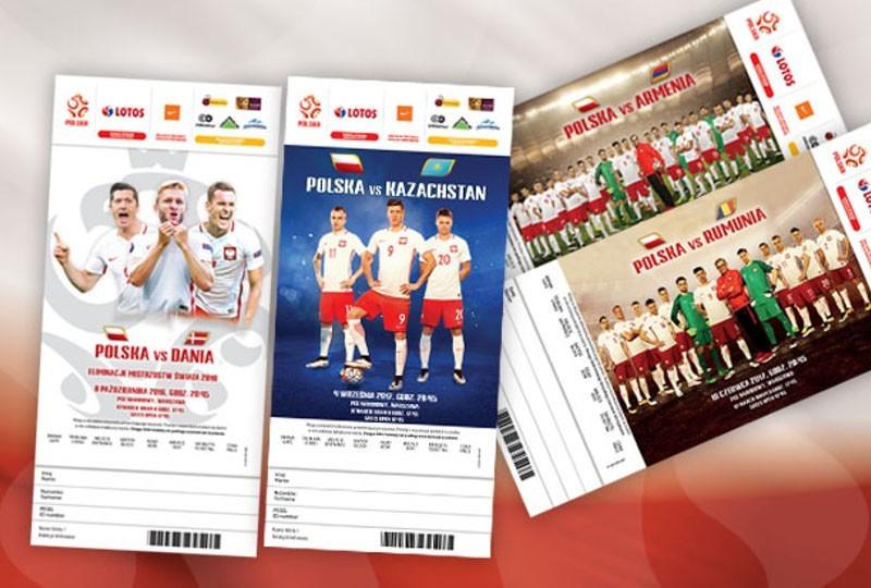 Polska - Kazachstan Bilety