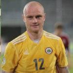 Zagrał w reprezentacji przeciwko Polsce. Teraz broni w IV lidze