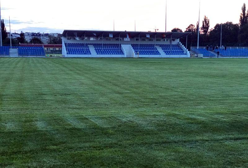 Stadion Oławka gotowy
