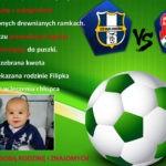 W Pucharze Polski zagrają dla Filipka [LICYTACJE]